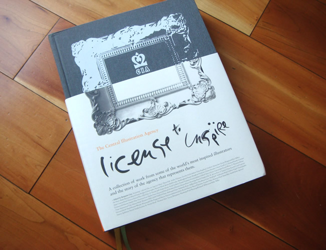 The Central Illustration Agency: License To Inspire on The Import