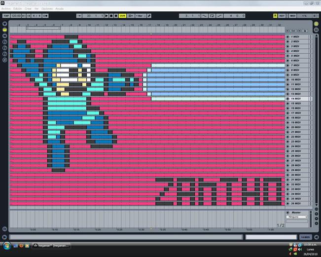 Zantho's Ableton Art