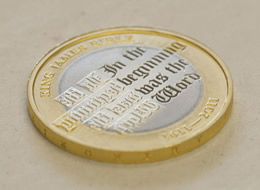 DesignStudio's New £2 Coin on The Import