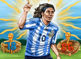 World Cup Murals on The Import