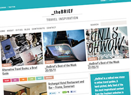 The Brief; Travel Inspiration on The Import