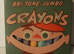 Vintage Crayons on The Import