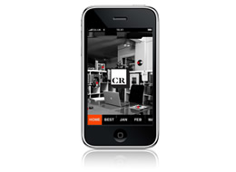 CR Annual iPhone App on The Import