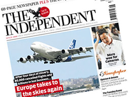 The Independent Redesign on The Import