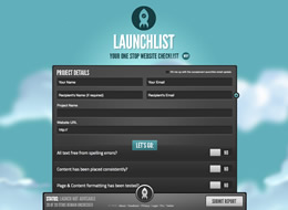 Launchlist on The Import