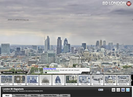 London 80Gigapx Photo on The Import