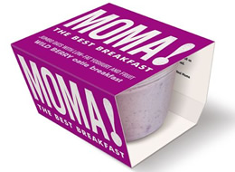 Moma! Packaging on The Import