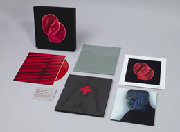Peter Gabriel Album Design on The Import