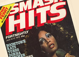 Smash Hits on The Import