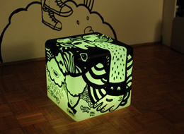 Vinyl Cube by Chairman Ting on The Import